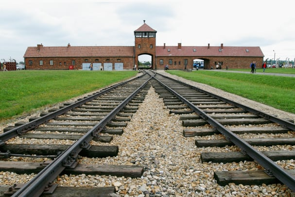 Poland Auschwitz Birkenau Death Camp