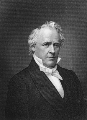 Portrait Of James Buchanan