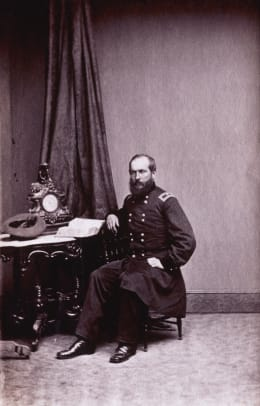 Brigadier General James A Garfield