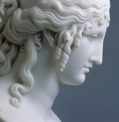 Detail Of By Antonio Canova