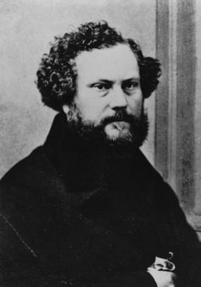 Portrait Of Samuel Colt