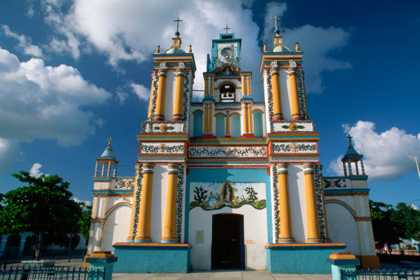 Our Lady Of Guadalupe Church Cupilco