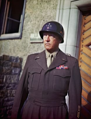 General George Patton In Uniform 2