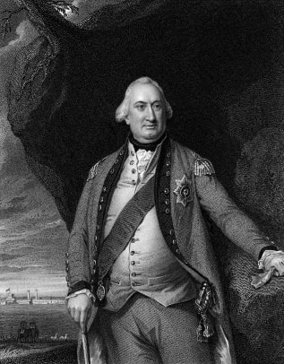 Portrait Of Charles Cornwallis 2