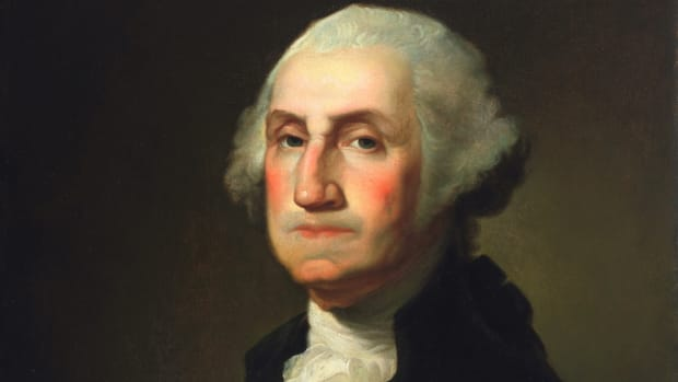 The Things George Washington Worried About are Happening Today's Featured Photo