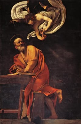 Controversial_St. Matthew and the Angel_MOND026_VJ334