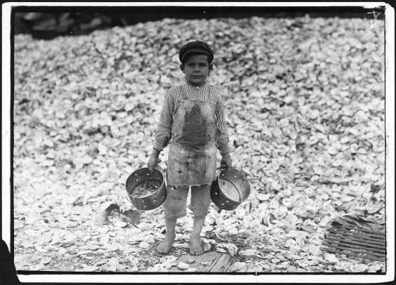 1_Lewis Hine_Child Labor_7496294780_c220cbe30e_o