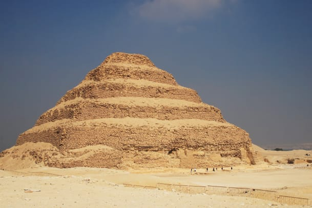 Ancient Egypt-Pyramids-Getty-116032177