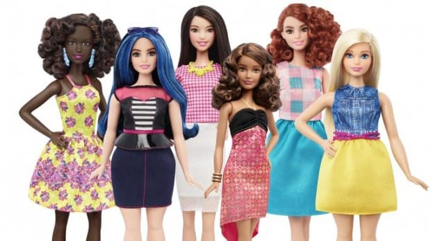 Barbie Through the Ages - HISTORY