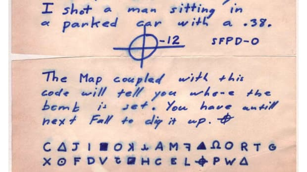 The Zodiac Ciphers: What We Know - HISTORY