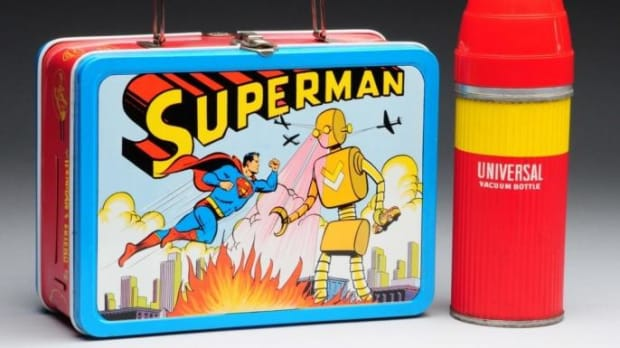 Nine of the Most Collectible School Lunch Boxes, 1935 to Now