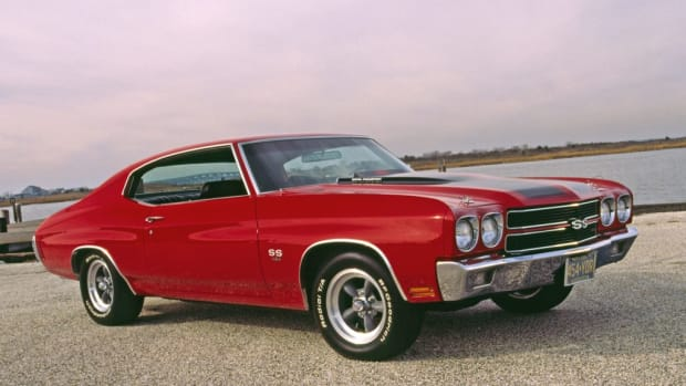 Chevy Muscle Cars >> Beauty In The Beast Which Classic Muscle Cars Are Most