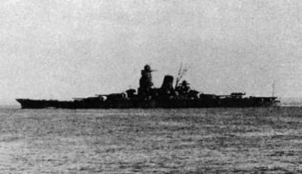 WWII's Largest Battleship Revealed After 70 Years Underwater