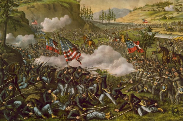 Battle of Chickamauga - HISTORY