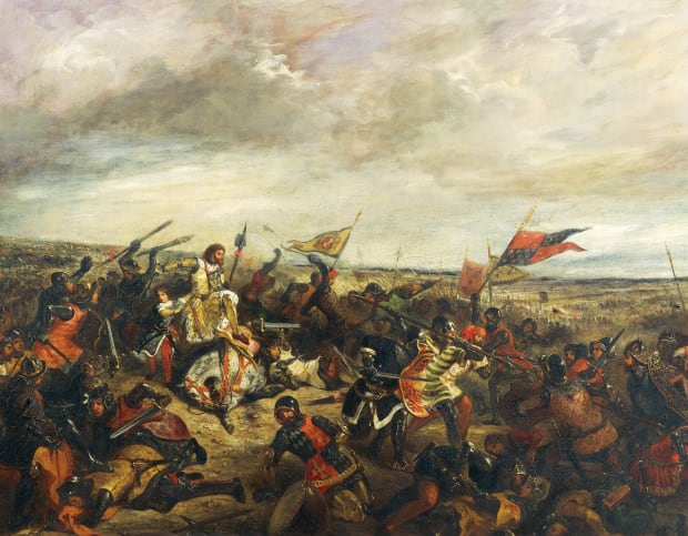 Hundred Years' War - HISTORY