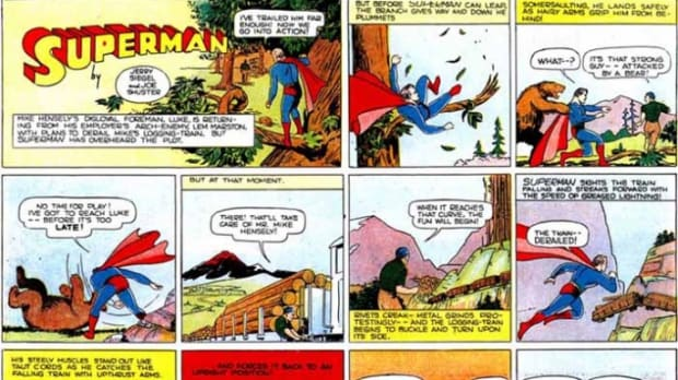 8 Things You May Not Know About Superman History