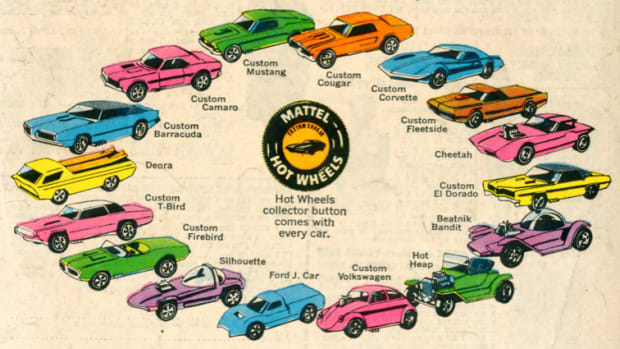 These Vintage Hot Wheels Toys Are Worth Thousands of Dollars - HISTORY