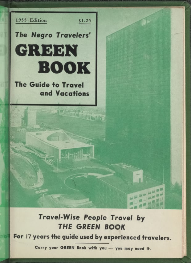 The Green Book: The Black Travelers' Guide to Jim Crow