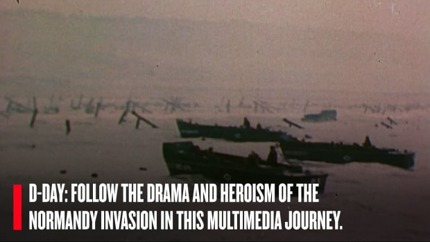 Saving Private Ryan: The Real-Life D-Day Back Story - HISTORY
