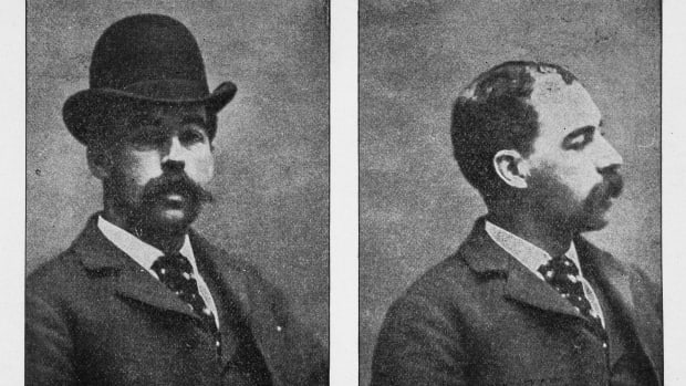 Did Serial Killer H H Holmes Really Build A Murder Castle History