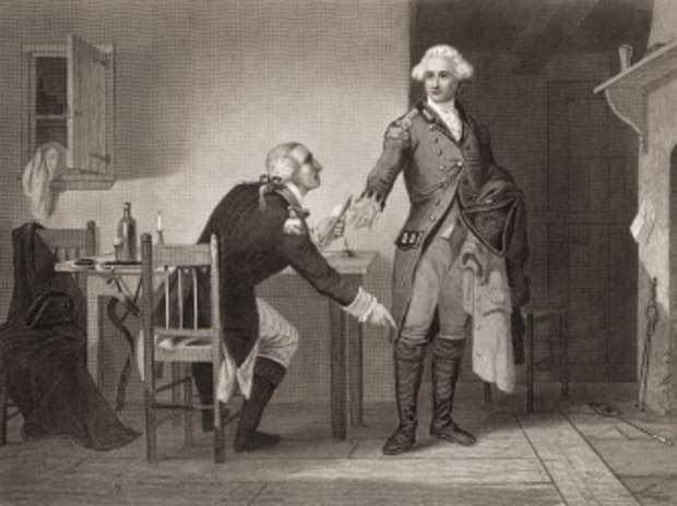 9 Things You May Not Know About Benedict Arnold - HISTORY