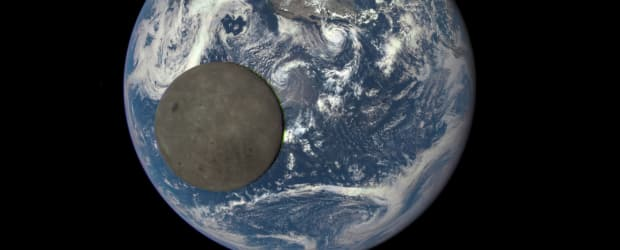 Image result for moon dark side