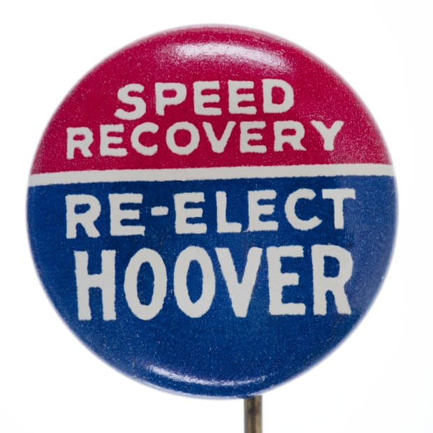 Before FDR Herbert Hoover Tried His Own New Deal HISTORY
