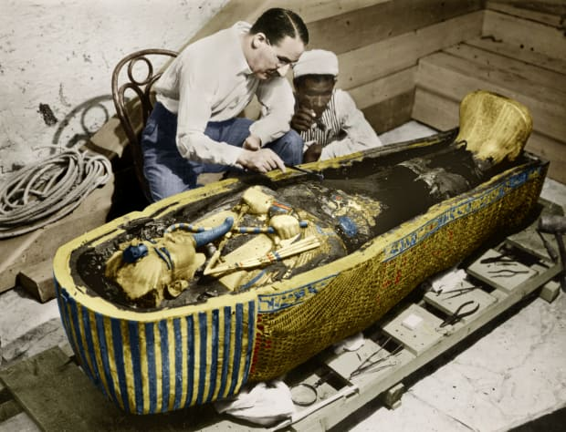 Ancient Egypt S 10 Most Jaw Dropping Discoveries History