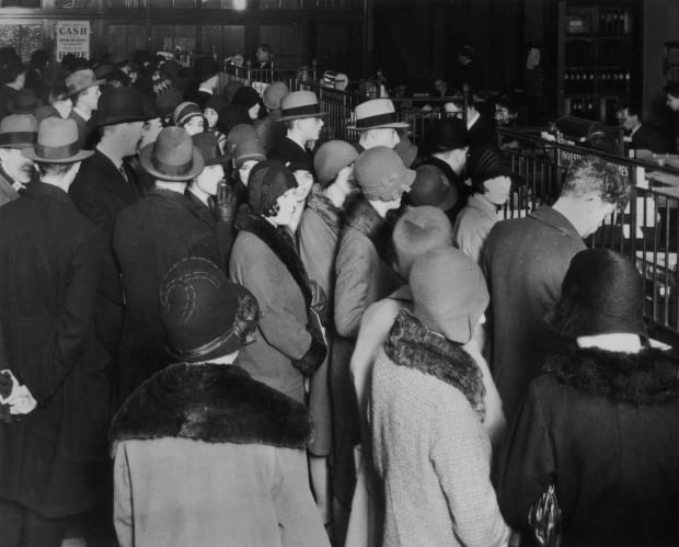 Stock Market Crash of 1929: Black Tuesday Cause & Effects - HISTORY