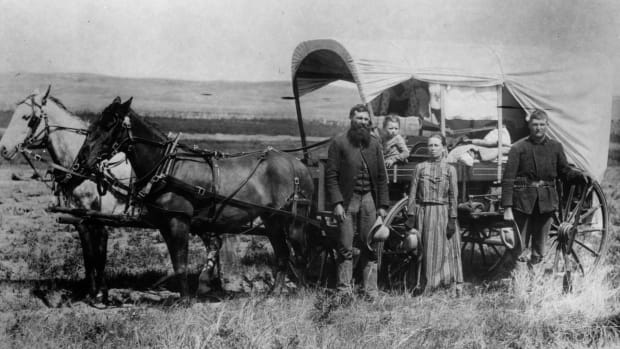 homestead act date
