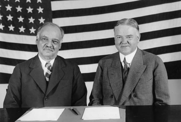 The Conflicted Legacy of the First Vice President of Color