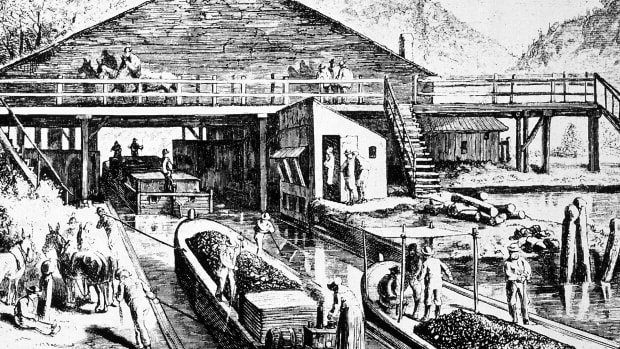 How the Erie Canal Was Built With Raw Labor and Amateur Engineering