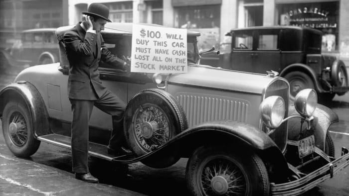 What Caused the Stock Market Crash of 1929? - HISTORY