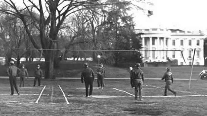 Hoover Home Movies Offer Unique Peek Of The White House