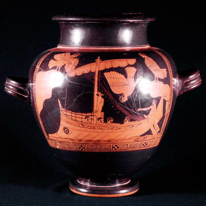 This Ancient Greek Vessel is the World's Oldest Intact Shipwreck