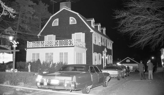The Real History behind Horror Movies: The Amityville Horror