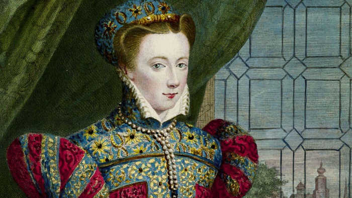 Mary Queen of Scots beheaded