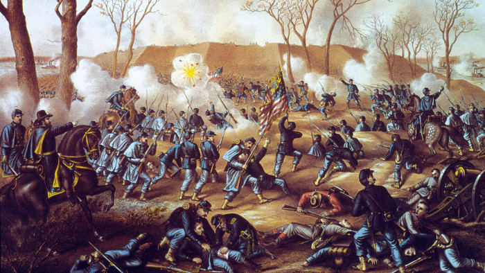HISTORY: Battle of Fort Donelson