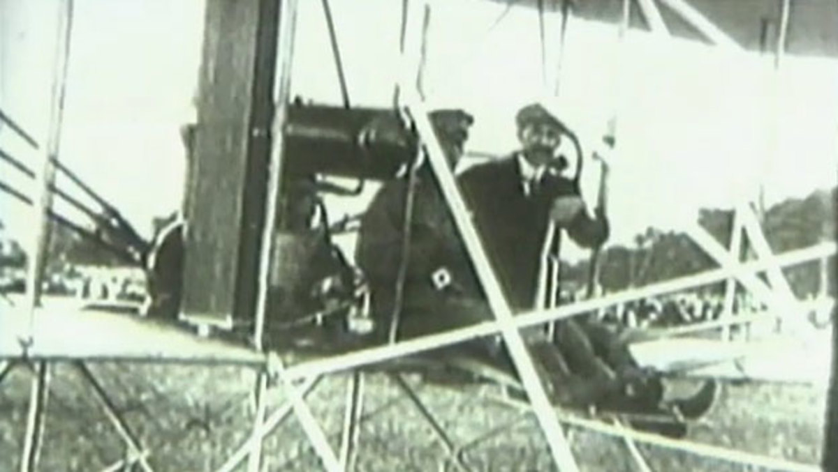 Wright Brothers Test Flight 1909 History