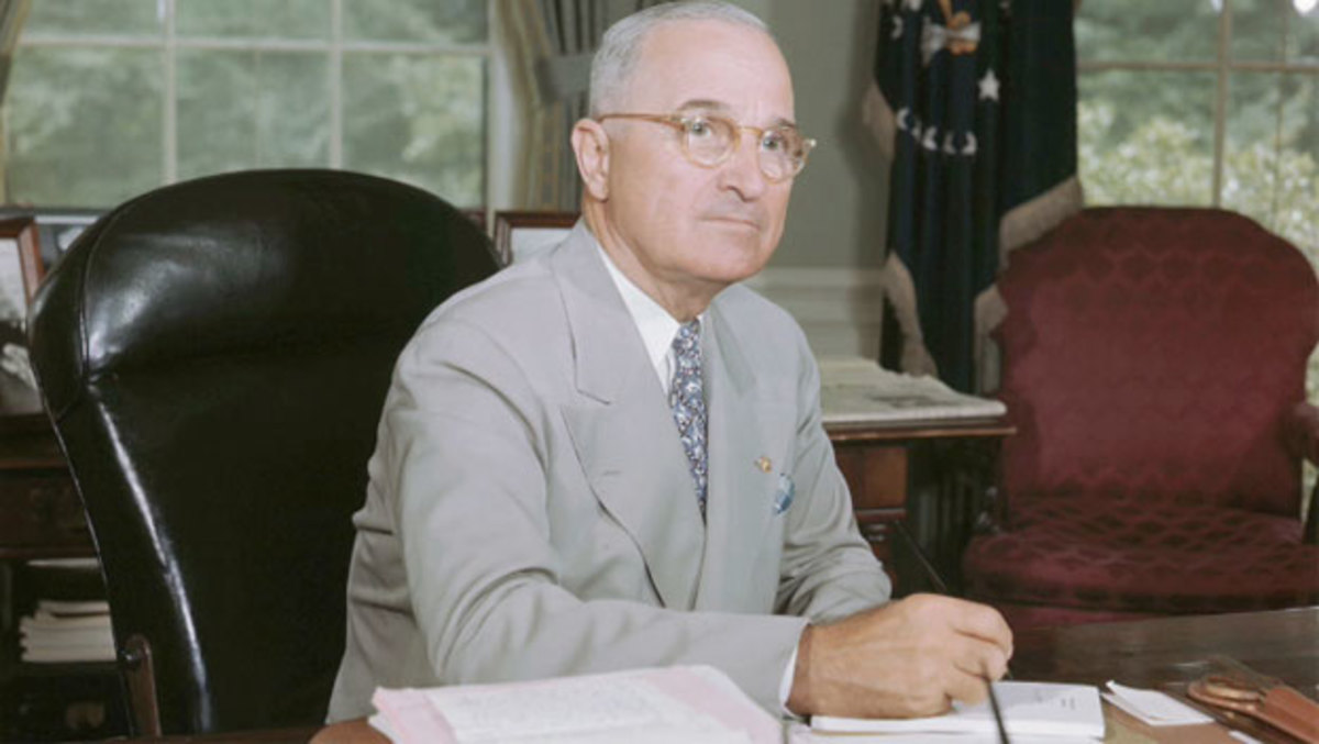 Truman on United Nations Charter
