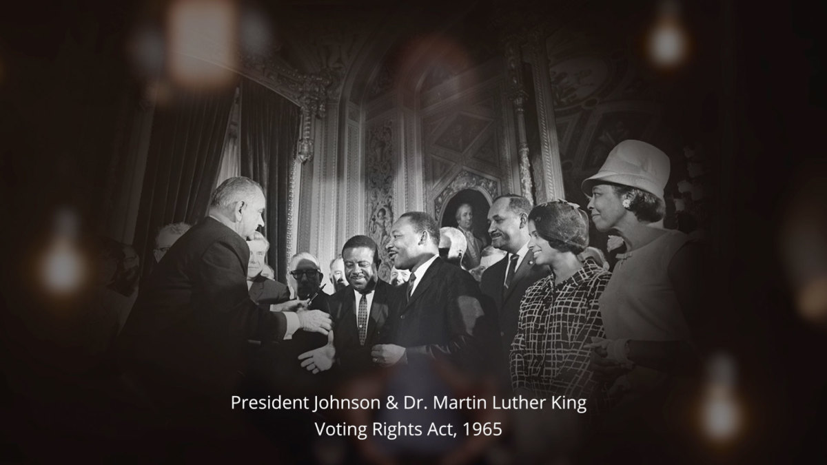 Voting Rights Act Of 1965 History