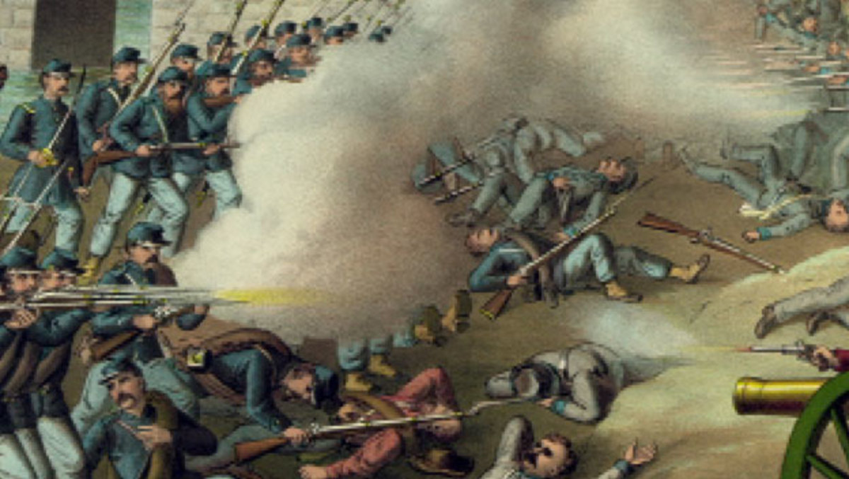 battle of antietam - 1200×677