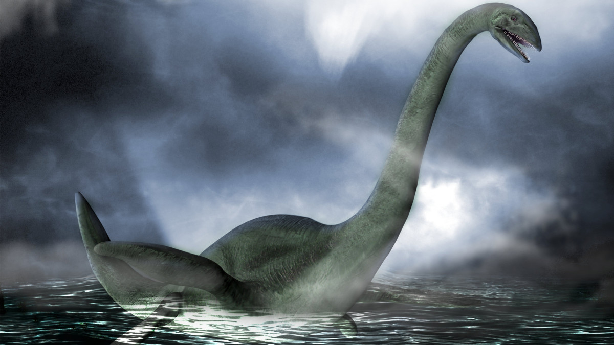"Loch Ness ""Monster"" sighted for the first time, igniting the modern legend"