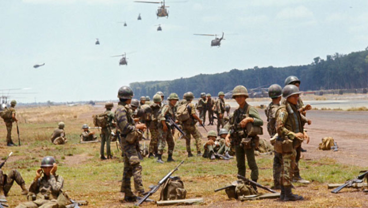 National Vietnam War Veterans Day Image Two
