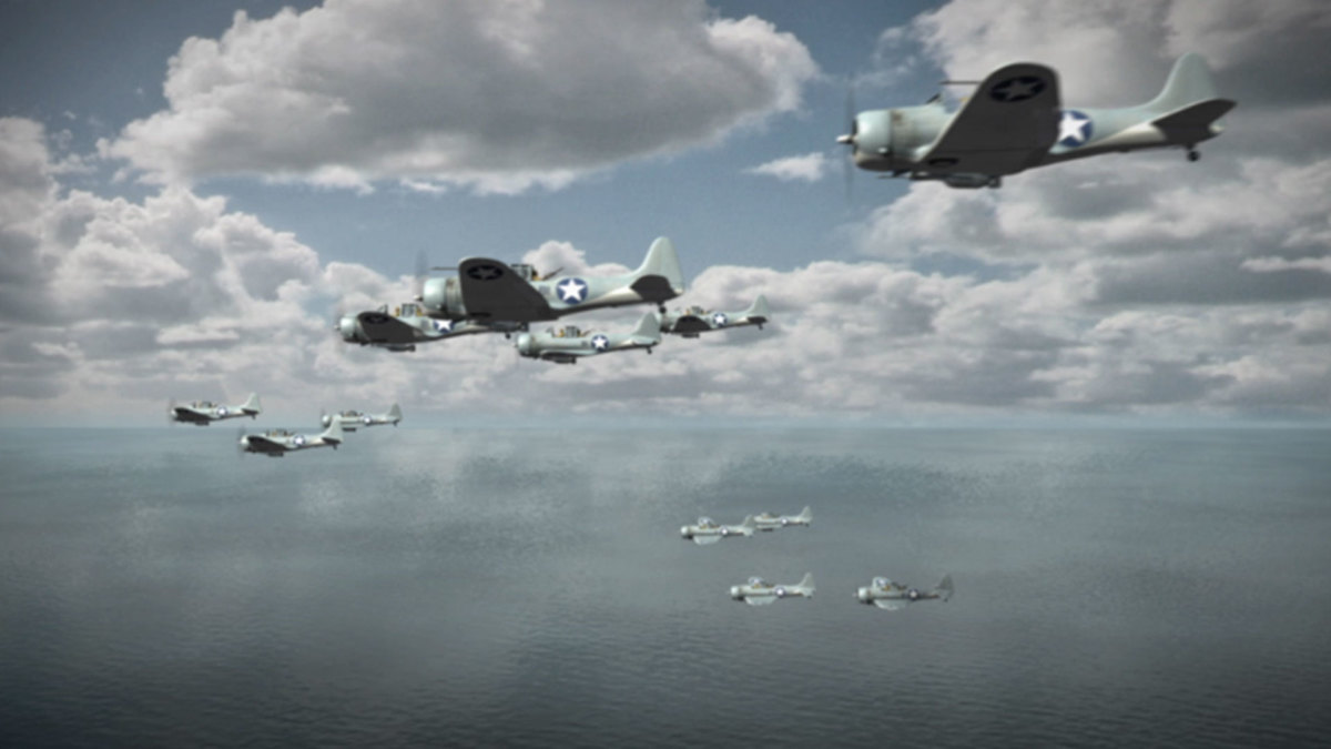 battle of midway - history