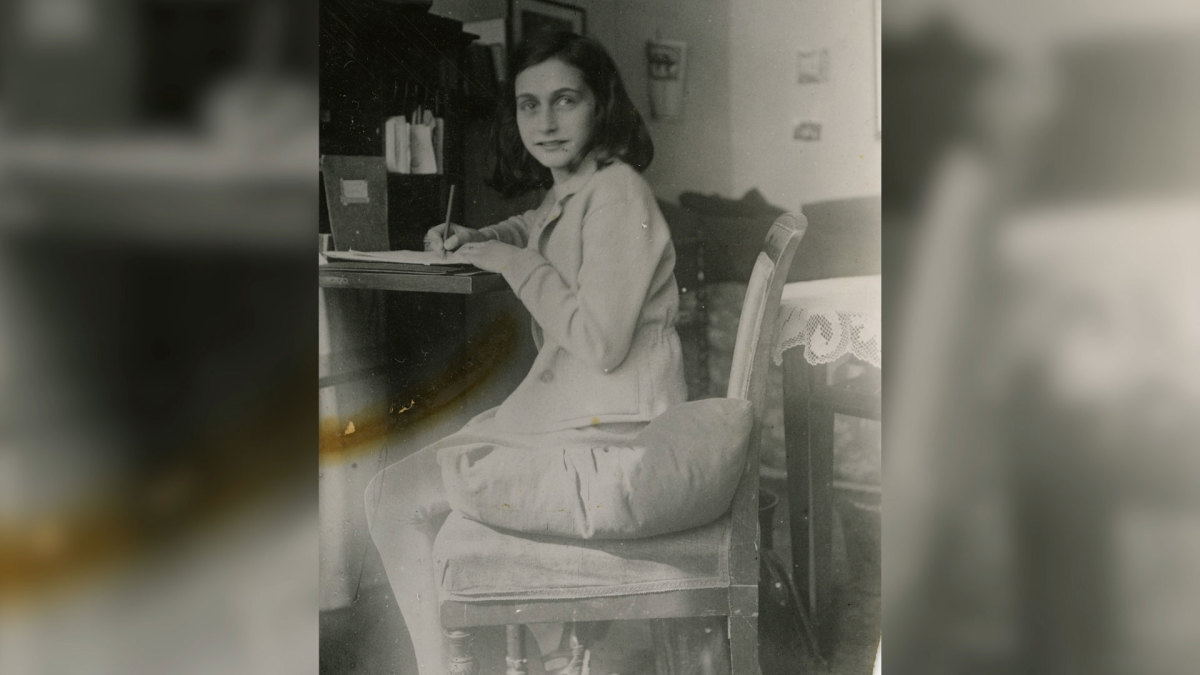 Anne Frank History
