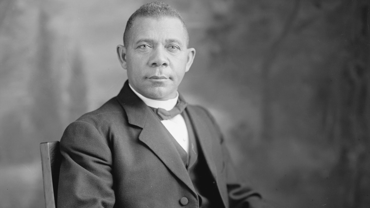 Booker t washington history