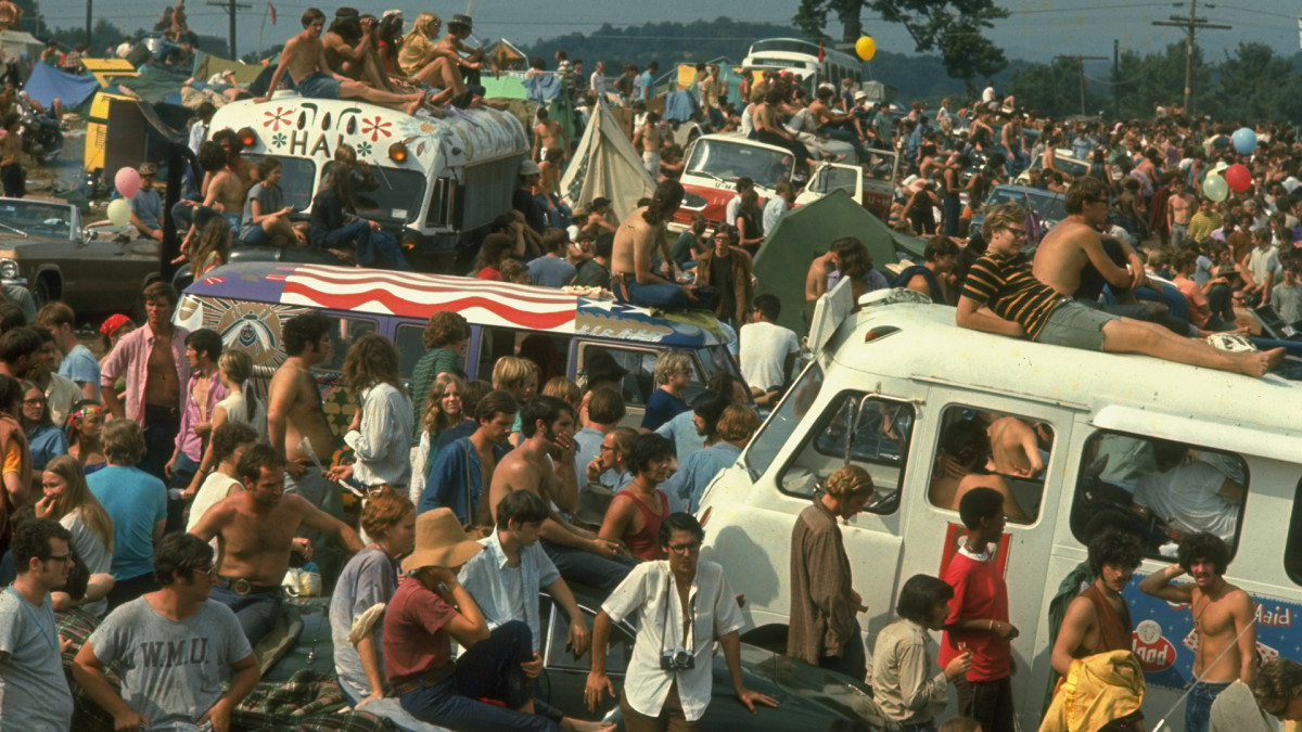 Image result for The Woodstock 1969