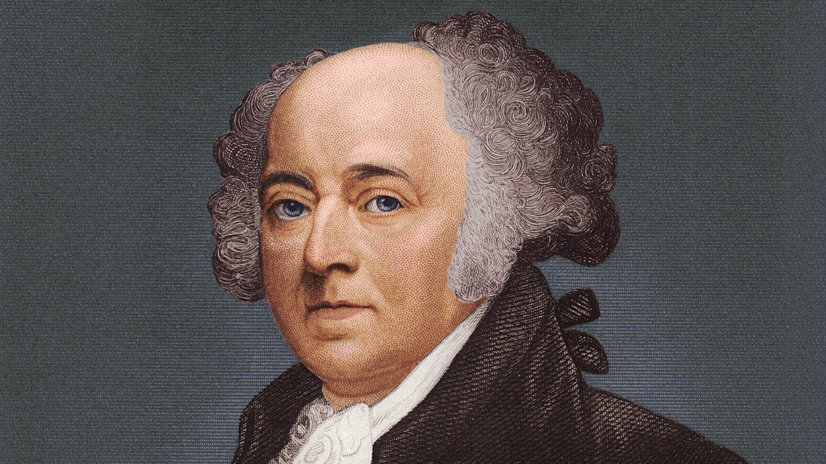 Image result for JOHN adams negotiate peace terms with the british in 1779