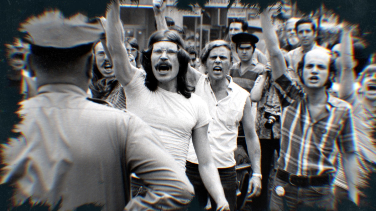 Image result for stonewall riots 1969